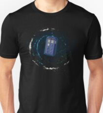 Space and Time and the Universe T-Shirt