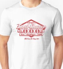 Last Chance Gas Station T-Shirt