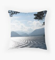 Friars Crag Throw Pillow