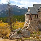 St. Catherine's Church in Autumn  by Robert Meyers-Lussier