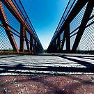 Foot Bridge by barkeypf