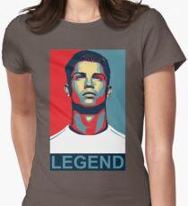 Ronaldo Womens Fitted T-Shirt