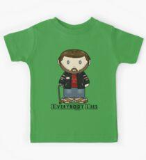 Dr House - Everybody Lies - Minifolk Design Kids Tee