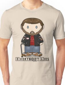 Dr House - Everybody Lies - Minifolk Design Unisex T-Shirt