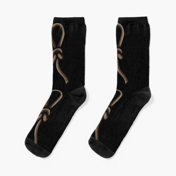 Slip Knot Socks