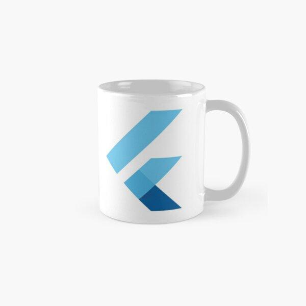 SDK Flutter Logo Classic Mug