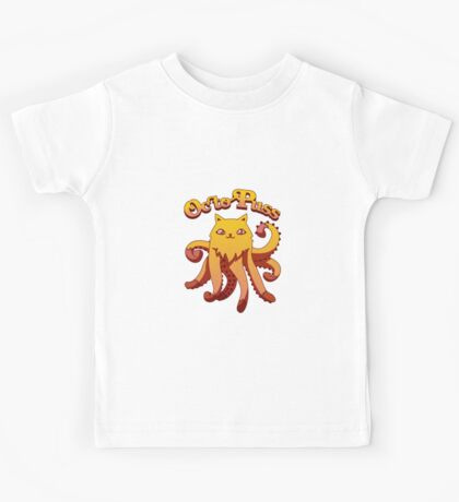 OctoPuss Kids Clothes