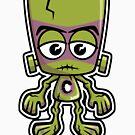 Creature Mascot by KawaiiPunk