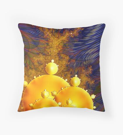 Meet the Simurghs Throw Pillow