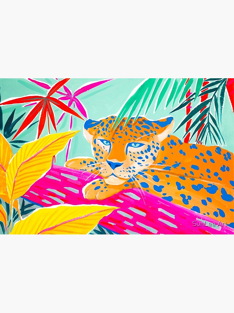 Vibrant Jungle by sunleeart