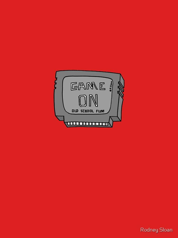 Fun in a Cartridge - Grey by CptPhoenix