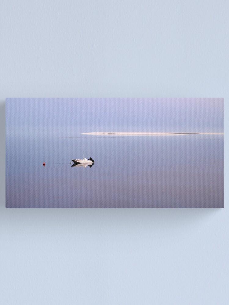 Alternate view of Dawn stillness Canvas Print