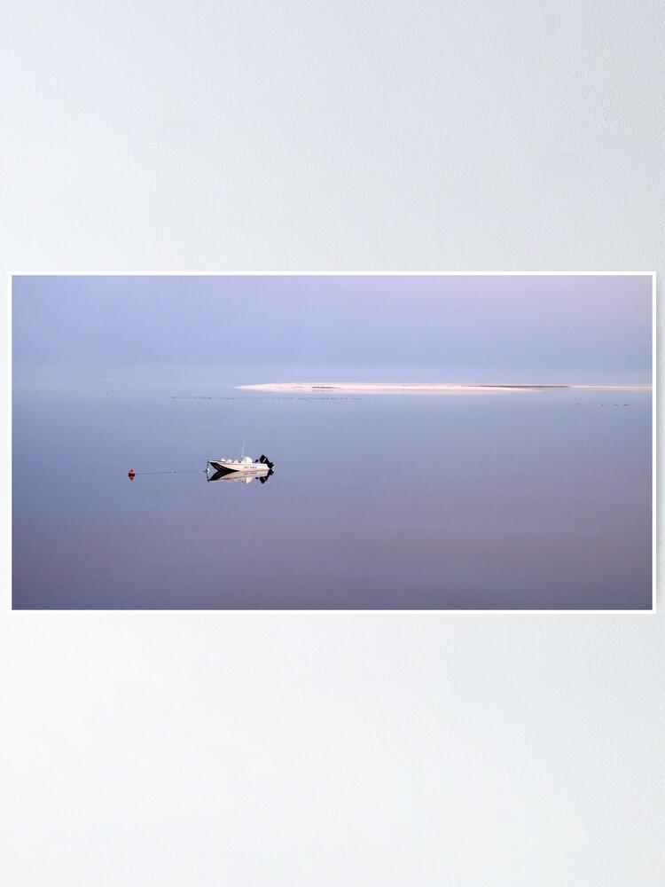 Alternate view of Dawn stillness Poster