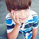 My Blue-Eyed Baby Boy! by Jenny Miller