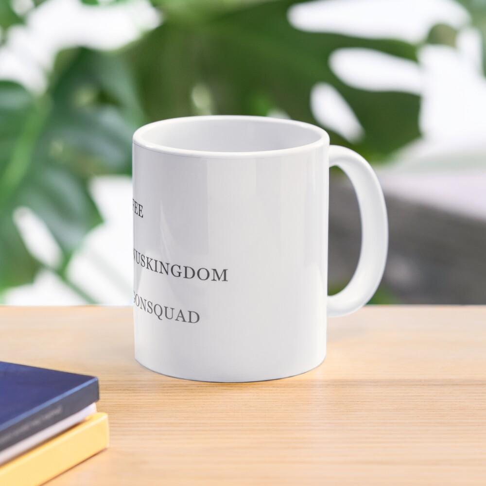 Divinus Kingdom Merch Mug