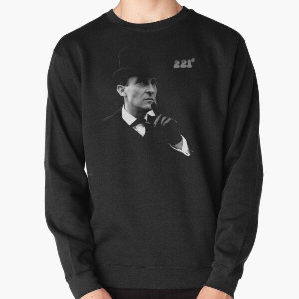 Jeremy Brett - Perfectly Sherlock Pullover Sweatshirt