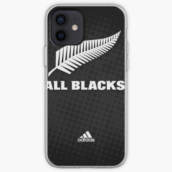 NZ All Blacks iPhone Soft Case