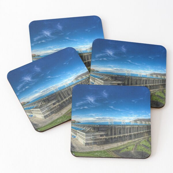 Carlos Tartiere Stadium Coasters (Set of 4)