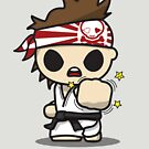 Karate Kid by mikoto