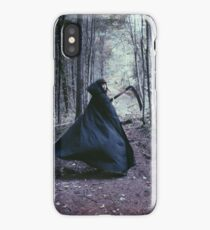 The Call of Autumn iPhone Case