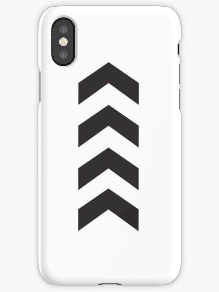 Liam Payne arrow tattoo phone case by jessiicaas