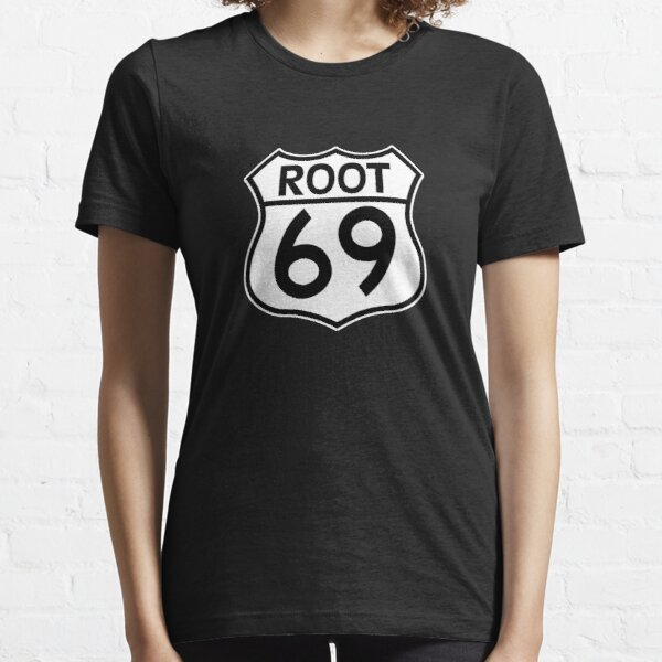 Aussies Get Their Kicks From... Root 69! Essential T-Shirt