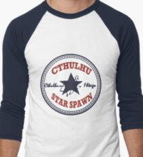 Cthulhu Star Spawn Men's Baseball ¾ T-Shirt