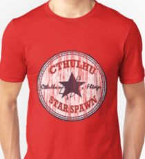 Cthulhu Star Spawn (distressed) Unisex T-Shirt