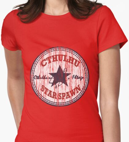 Cthulhu Star Spawn (distressed) T-Shirt