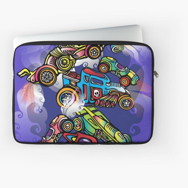 Toy Cars Laptop Sleeve