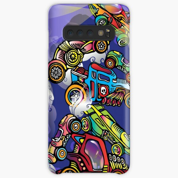 Toy Cars Samsung Galaxy Snap Case