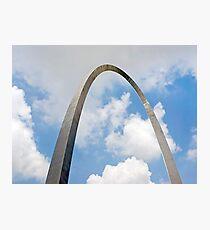 Gateway Arch Photographic Print