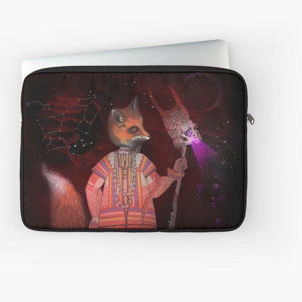 Vasilisa Fox Russian Folktale Laptop Sleeve