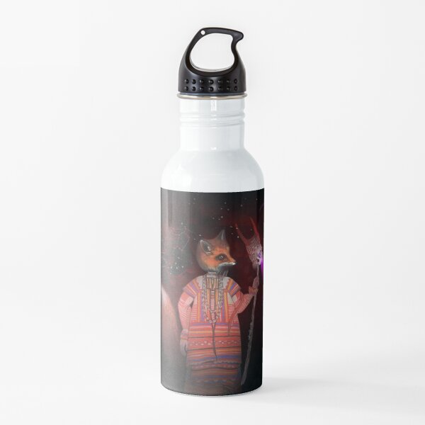 Vasilisa Fox Russian Folktale Water Bottle