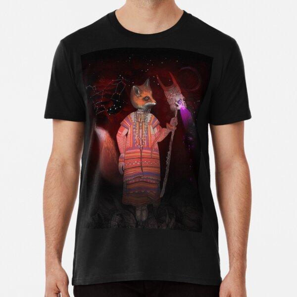 Vasilisa Fox Russian Folktale Premium T-Shirt