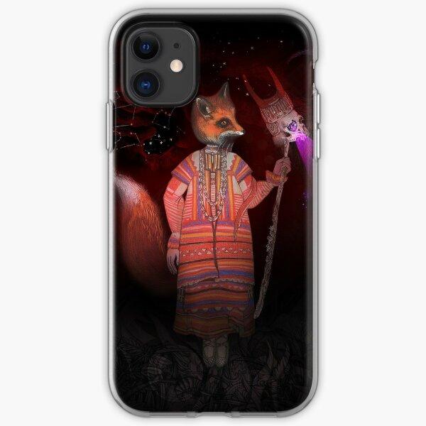 Vasilisa Fox Russian Folktale iPhone Soft Case