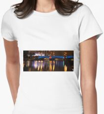0475 Quiet Reflection Women's Fitted T-Shirt