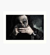 The Incomparable Mr Lynch Art Print