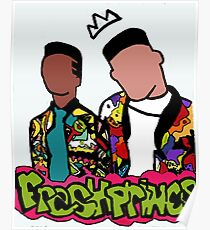 Fresh Prince Reloaded Poster