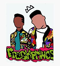 Fresh Prince Reloaded Photographic Print