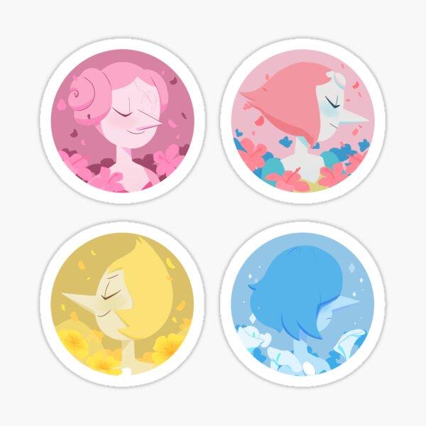 Pearl Sticker set Sticker