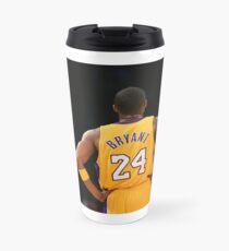 Kobe 24 Basketball Jersey Travel Mug