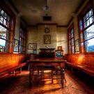 Waiting Room by Yhun Suarez