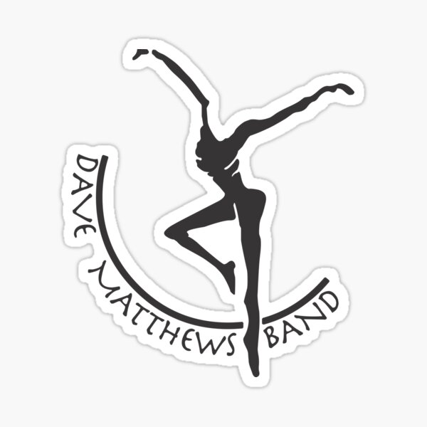 dave-matthews Sticker