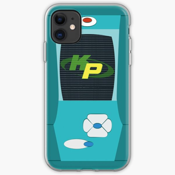 Kim Possible Cosplay for iPhone  iPhone Soft Case