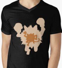 PKMN Silhouette - Mankey Family T-Shirt