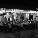 Cafe Du Monde - French Quarter by michael6076