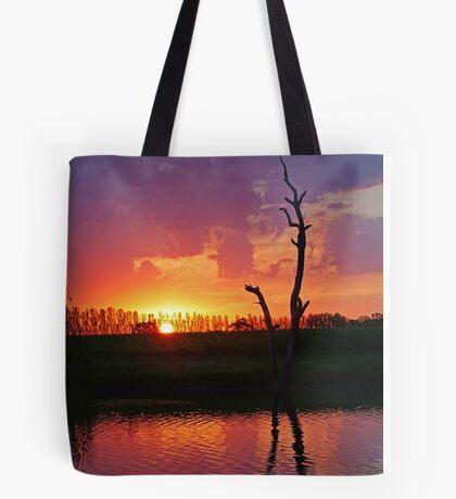 Elmore Sunset Tote Bag