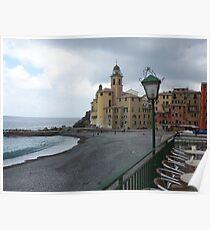 Camogli - Liguria -Italy -  europa -7000 VISUAL. 2015--- featured in Italia 500+-VETRINA RB EXPLORE 6 MARZO 2012 --- Poster