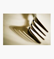 Utensil No1 Photographic Print